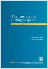 The True cost of cutting adspend