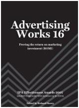 Advertising Works 16