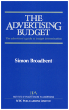 The Advertising Budget