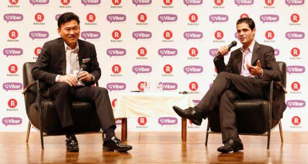 Viber Sold Out for $900 Million to Japan Based Rakuten ...