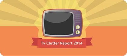 Annual Tv Clutter Report 2014