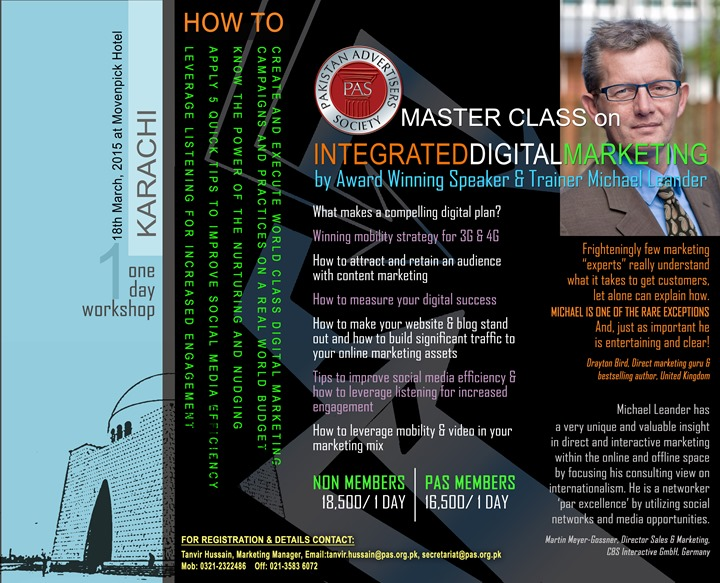 Updated Digital Master Class 2014