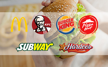 The power of Logos in Fast Food World