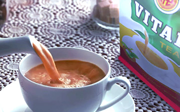 "Ad- Review: Vital Tea ""Apni Tehzeeb Ki Hifazat Karo"""