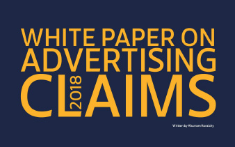 White Paper on Advertising Claims