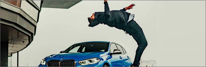 BMW Launches #The1Challenge on TikTok