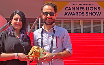BBDO win 5 Cannes Lions for Pakistan