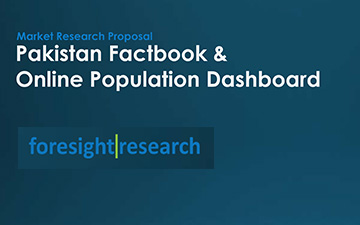 Pakistan Fact Book (Foresight)