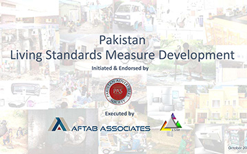 Pakistan LSM Development (AA)