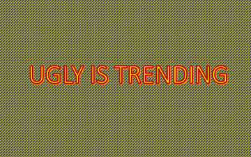 Cannes Lions 2019 : Ugly is Trending
