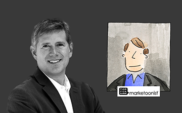 WFA virtual event with the Marketoonist (in the build-up to Global Marketer Week)