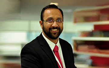 """Sheikh Adil Hussain <br/><span>""""joins Tapal as the new CMO""""</span>"""